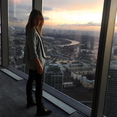 Caterina Caterina, Москва