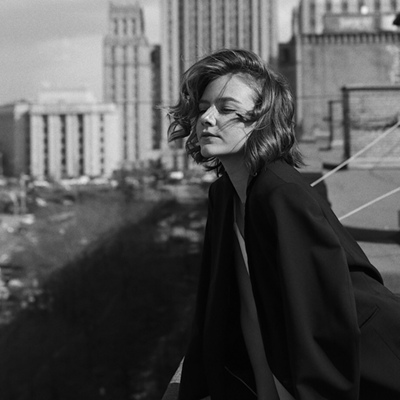 Елизавета Кононова, Москва