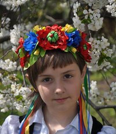 Аня Чубей, Вольнянск