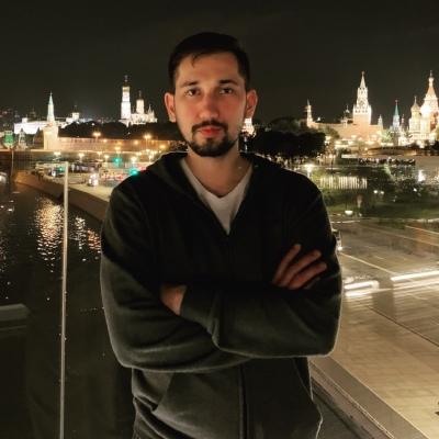 Олег Яковлев, Москва