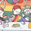 Тайная вечеря - ЛГБТКИАПП+на-Амуре   18+