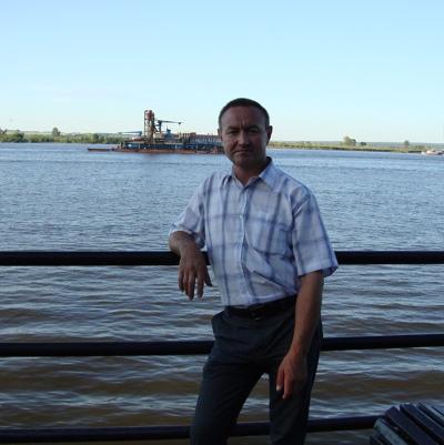 Ханафи Гафуров, Старое Байсарово