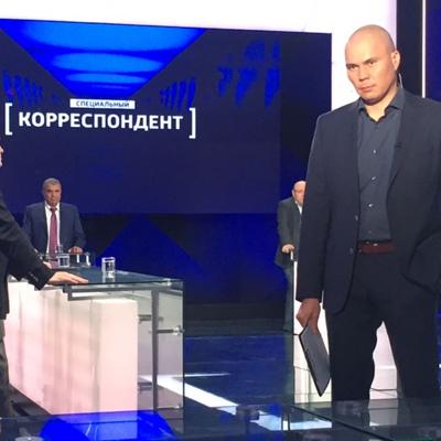 Андрей Медведев, Москва