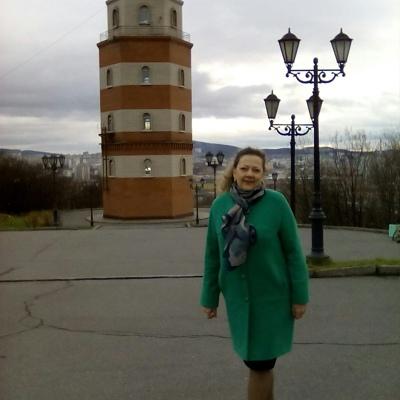 Виолетта Лозина, Мурманск