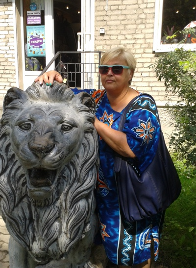 Ирина Орехова, Псков