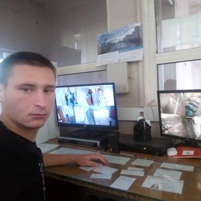 Владимир Грибанов, Курск