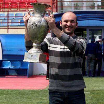 Zaur Makharoblidze, Гори