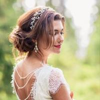 Свадебные Прически Макияж
