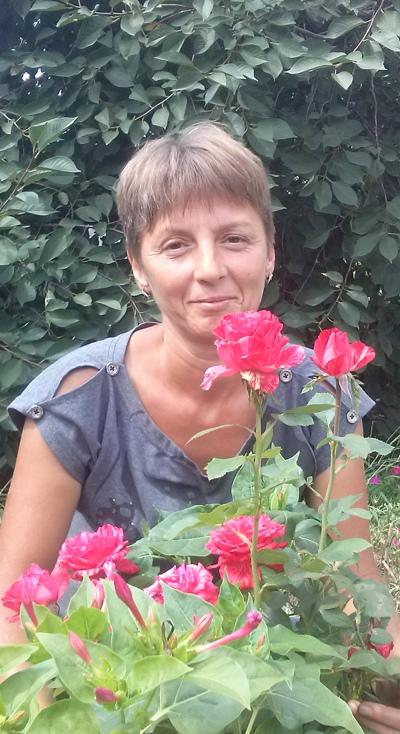 Татьяна Реброва, Балаклея