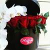 Цветы в Орле. Доставка. Black and White Rose