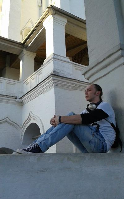 Александр Рогачёв, Москва