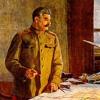 Сталин – знамя наших побед!
