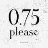 0.75 please | wine&kitchen