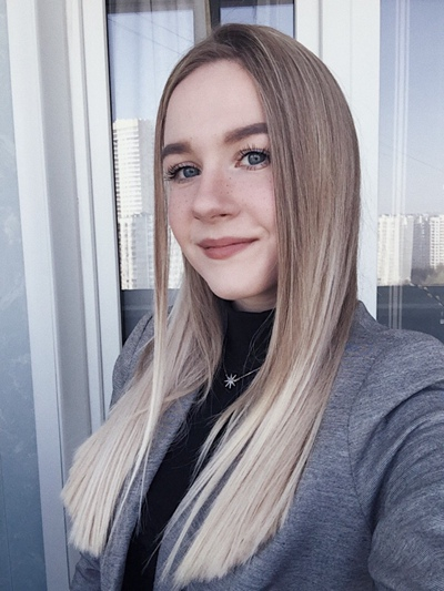 Anastasia Ulyanova, Moscow