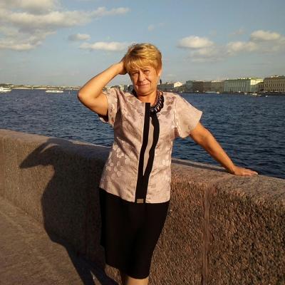 Елена Неменкова, Санкт-Петербург