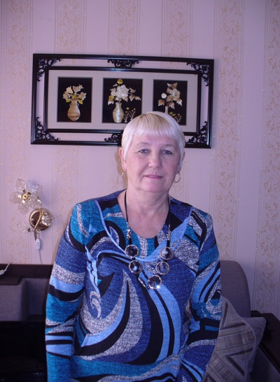 Larisa Andreeva
