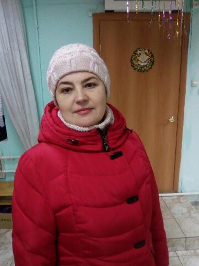 Марина Хабарова, Великий Устюг