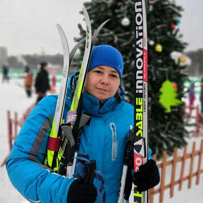 Юлия Антипина, Новосибирск