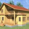Строительство домов,бань из бруса.