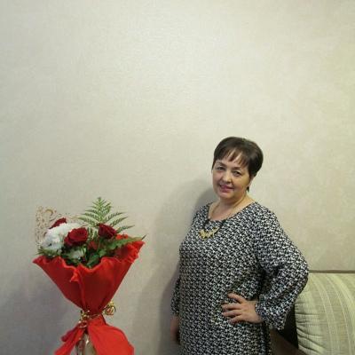 Гульназ Хакимова, Учалы