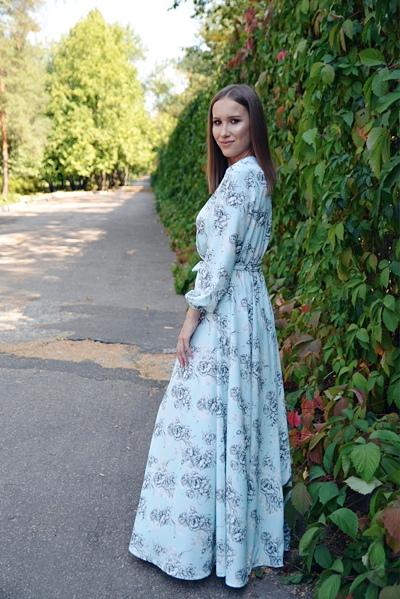 Svetlana Azarova, Донецк