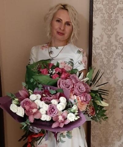 Татьяна Смольникова, Уфа