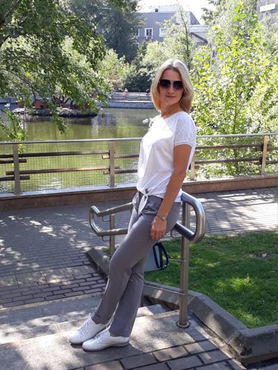 Ольга Анкудинова, Москва