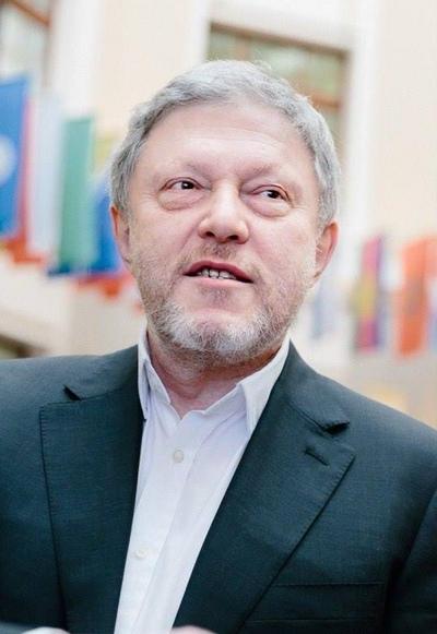 Grigory Yavlinsky, Moscow