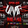 UNITED METAL FESTIVAL Open Air 15-16/06/2019 BY