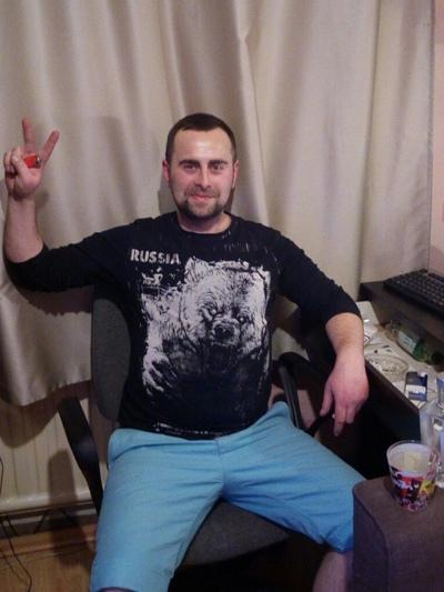 Александр Амосов, Санкт-Петербург