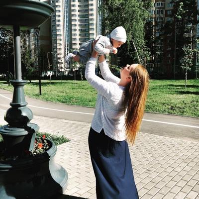 Yuliana Lukyanova, Moscow