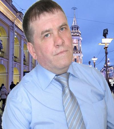 Александр Юрисон, Санкт-Петербург