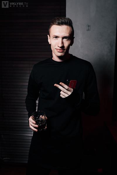 Александр Волков, Москва