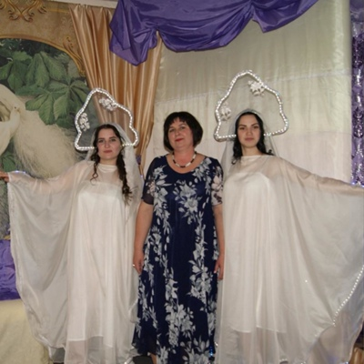 Axana Lopatina, Volsk