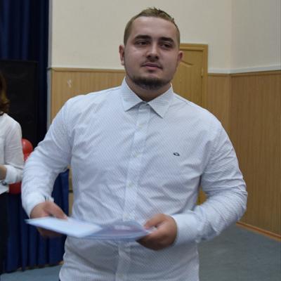 Артём Горячёв, Кашин