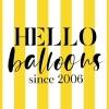 HELLO BALLOONS воздушные шары, декор, доставка