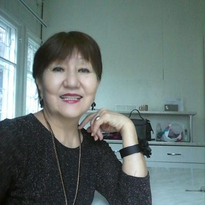 Rystygul Imanbekova, Кызылорда