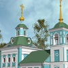 Храм Воздвижения Креста Господня г. Курск