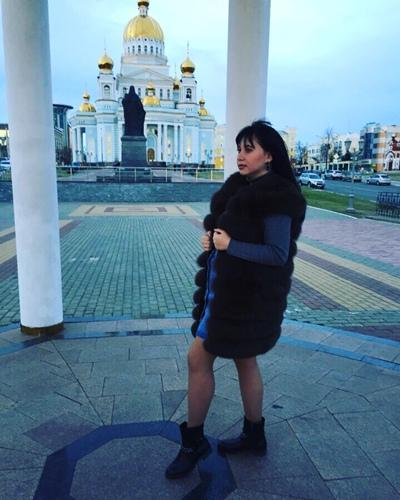 Мария Храмова, Саранск
