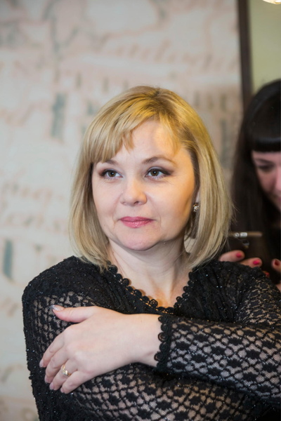 Галина Газнобиева, Междуреченск (поселок)