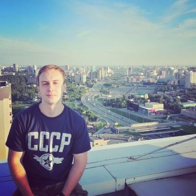 Даниил Породин, Новосибирск