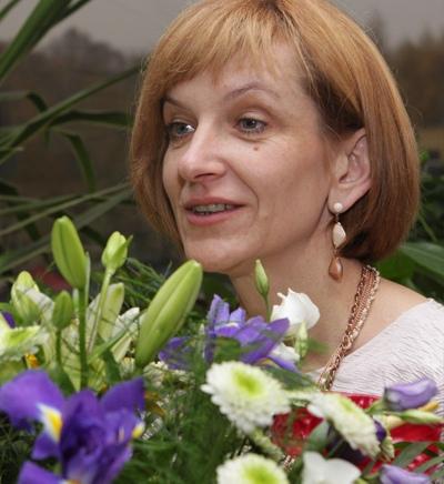 Марина Леонова, Калининград