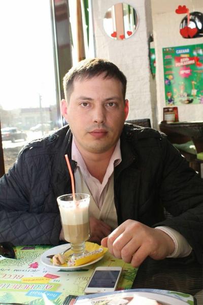 Дмитрий Савенков