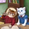 """Книга для детей """"У нас в Коцкино"""""""