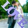 Буквы из пенопласта на праздник и свадьбу Москва