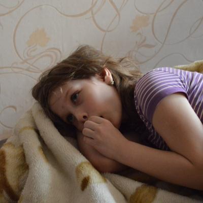 Аня Любицына, Астрахань