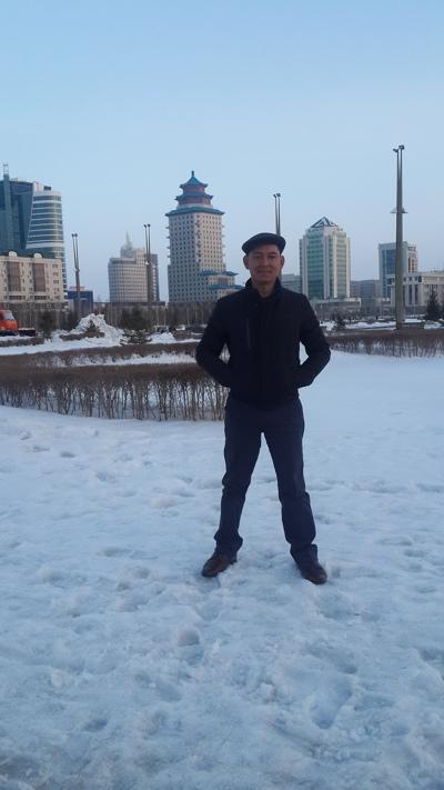 Жигер Анафия, Алматы