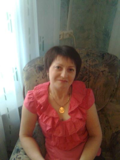 Галина Гуськова, Ишим