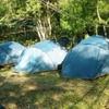 Палаточный городок ЛЕТО в Крыму на Черном море.