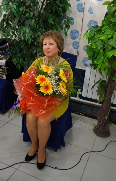 Эльвира Галеева, Чишмы